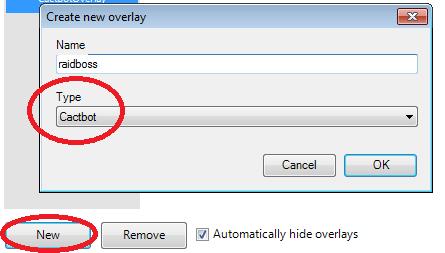 new overlay plugin screenshot