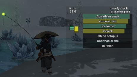 fisher screenshot